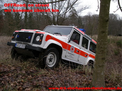 DRK Land-Rover Defender